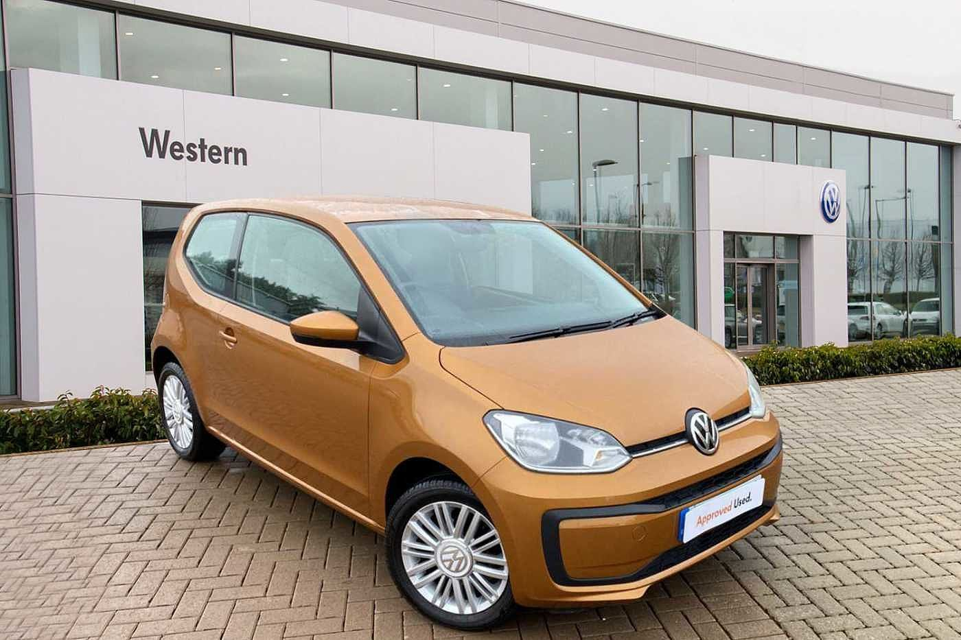 Volkswagen Up 2016 1.0 60PS Move up! 3Dr