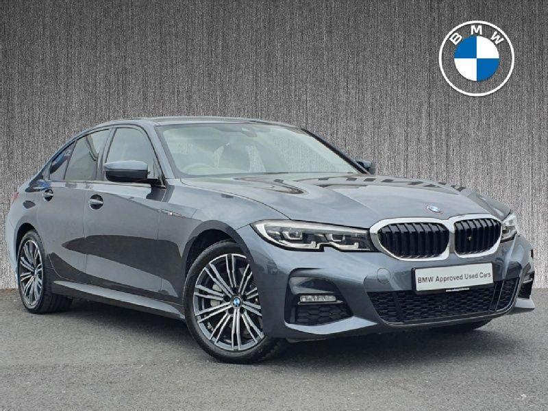 BMW 3 Series 330 M SPORT 3SME 4DR AUTO