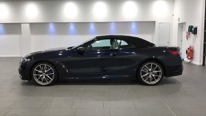 Image 6 - BMW M850i xDrive Convertible (YC69FNL)