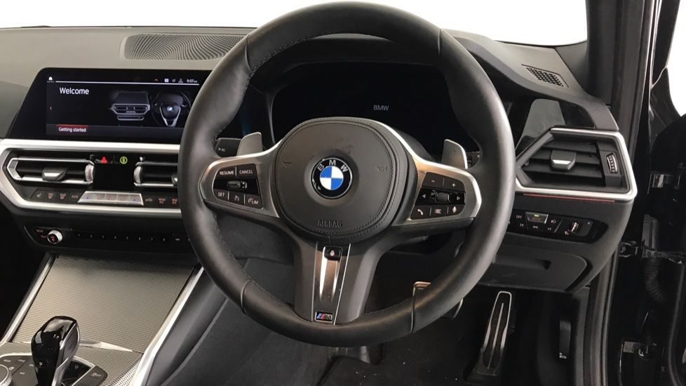 Image 8 - BMW 320d M Sport Touring (YG20CKP)