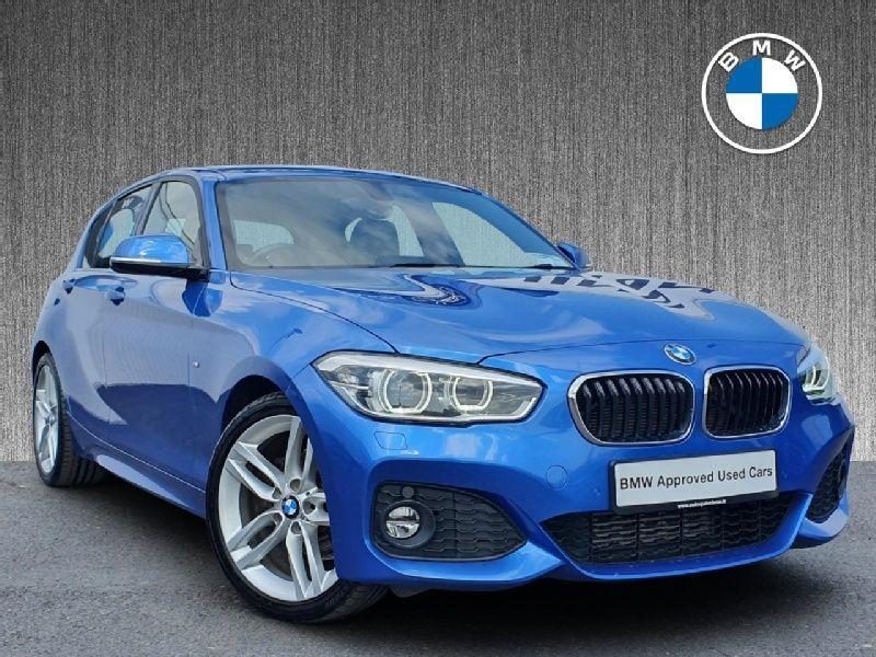 BMW 1 Series 118d M Sport 4DR AUTO