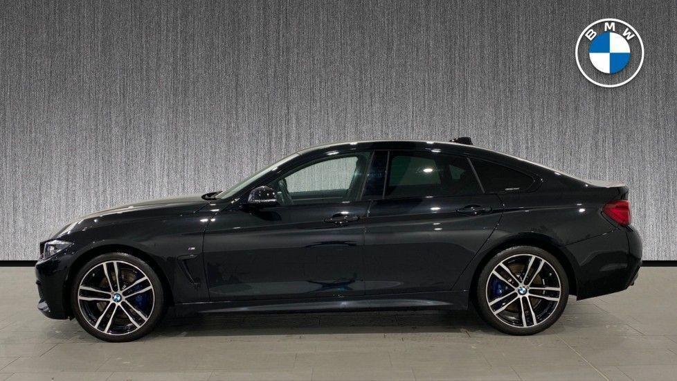 Image 3 - BMW 420i M Sport Gran Coupe (YD69YKV)