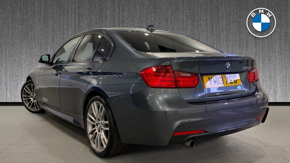 Image 2 - BMW 320d M Sport Saloon (YH13XCG)