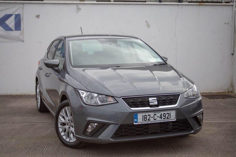SEAT Ibiza 1.0 SE Hatchback Petrol Manual (75bhp)