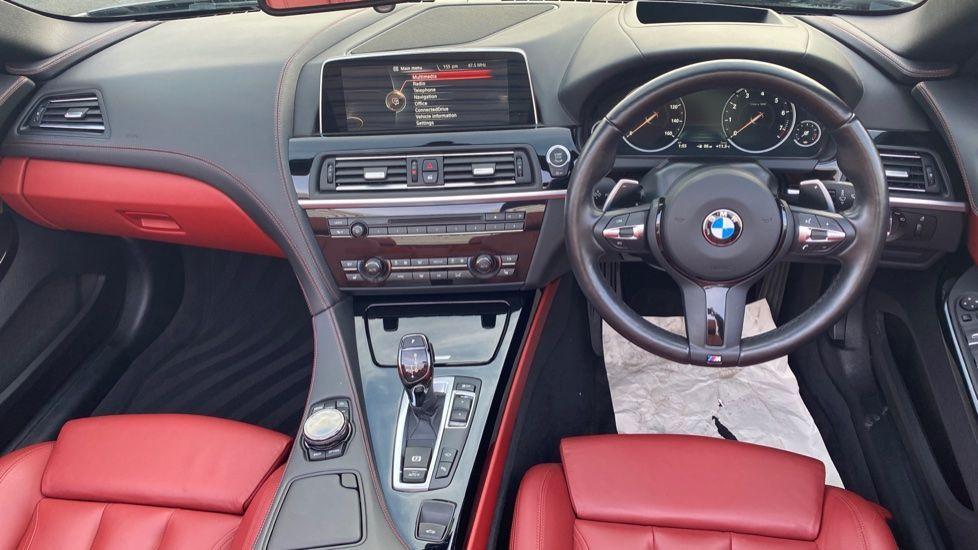 Image 4 - BMW 640i M Sport Convertible (LP16YWJ)