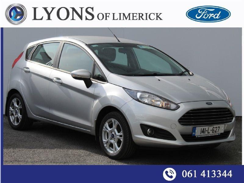 Ford Fiesta ZETEC 1.0 65PS M5 5dr Contact  Owen 0878304883