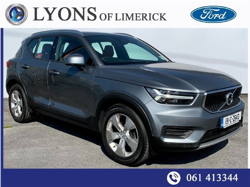 Volvo XC40 T3 CALL NIALL ON 0878072847