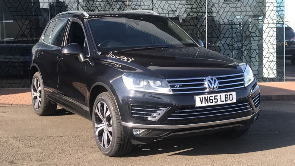 Used 2015 Touareg Diesel Estate 3.0 V6 TDI BlueMotion Tech 262 R-Line 5dr Tip Auto