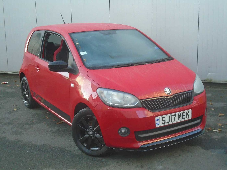 ŠKODA Citigo 1.0 MPI (60PS) Monte Carlo Hatchback 3-Dr