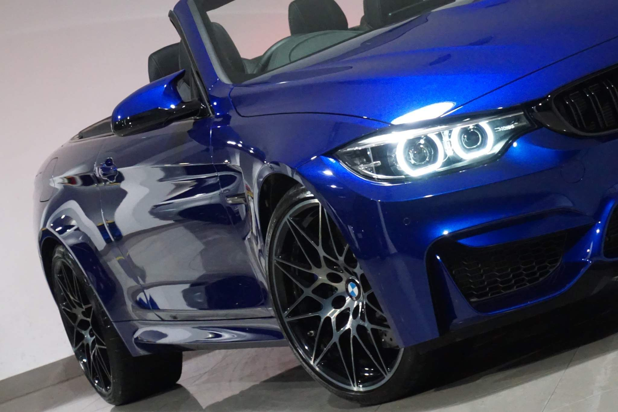 BMW M4 3.0 BiTurbo Competition DCT (s/s) 2dr