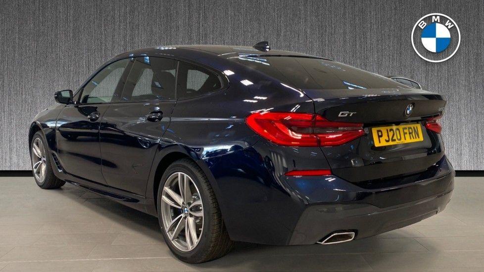 Image 2 - BMW 630d M Sport GT (PJ20FRN)