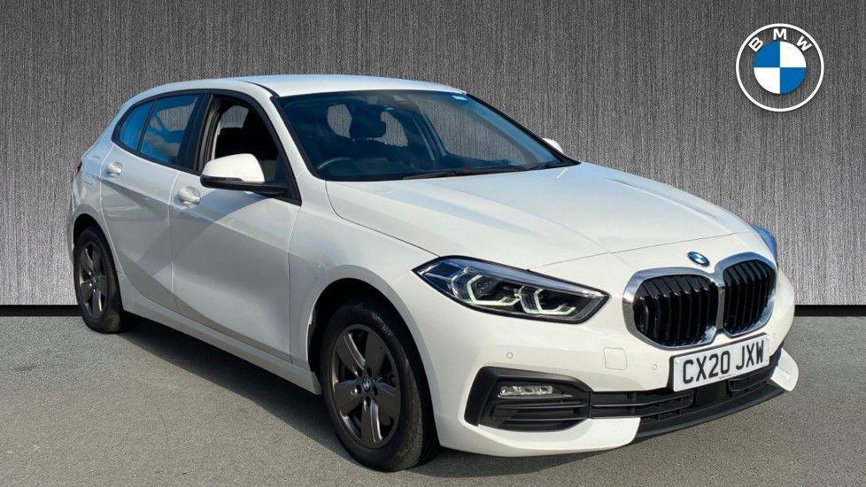 Image 1 - BMW 118i SE (CX20JXW)