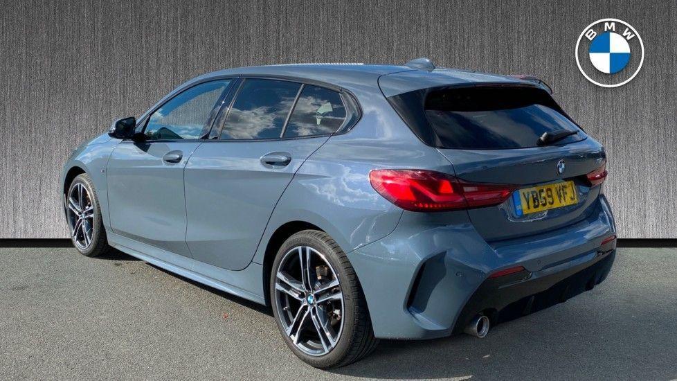 Image 2 - BMW 118i M Sport (YB69VFJ)