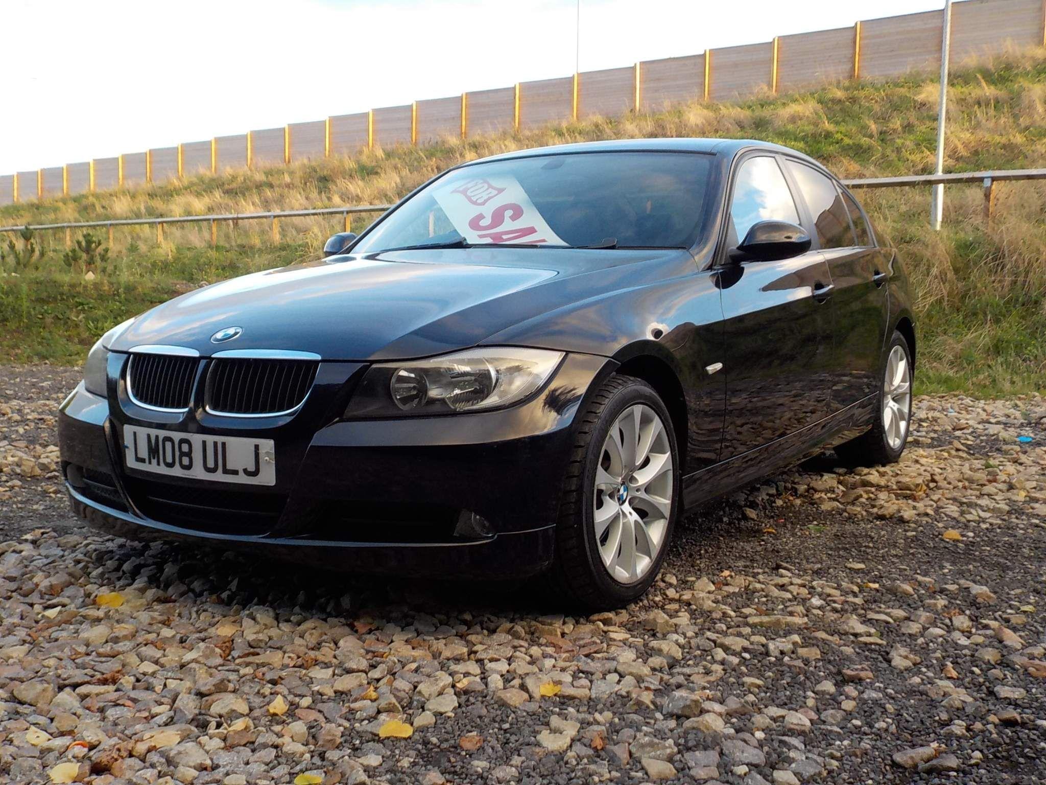 BMW 3 Series 2.0 320d Edition SE 4dr