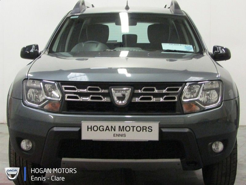 Used Dacia Duster Special Edition Summit Model 1.5 Diesel (2017 (171))