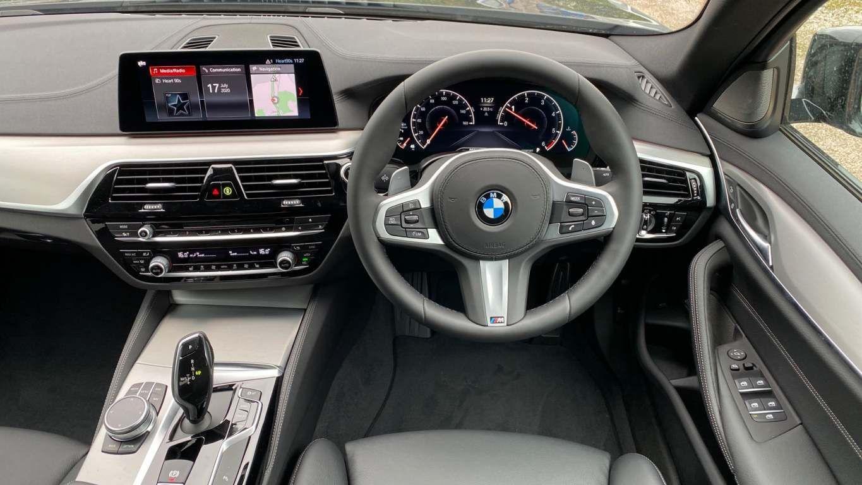 Image 7 - BMW 520d M Sport Saloon (MT20HJO)