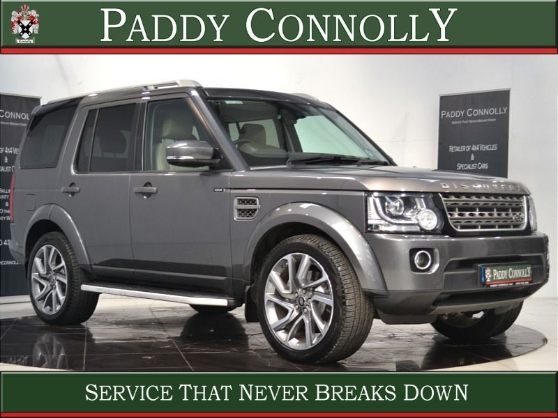 Land Rover Discovery *5 Seat N1 Bus.Class* TDV6 XE A