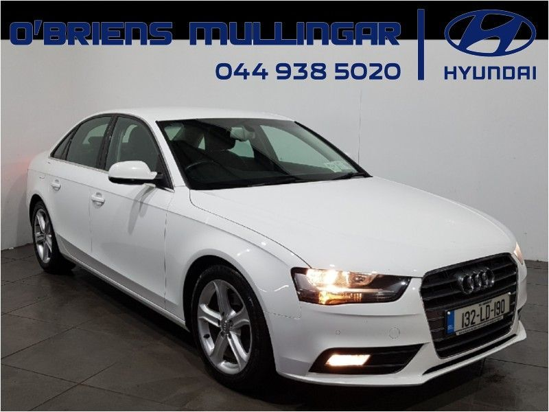 Audi A4 2.0 TDI E SE TECHNIK 136PS