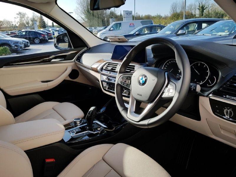 Used BMW X3 x3 xDrive xLine (2021 (211))