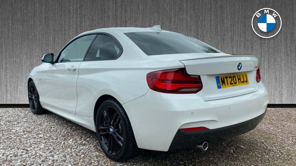 Thumbnail - 2 - BMW 218i M Sport Coupe (MT20HJJ)