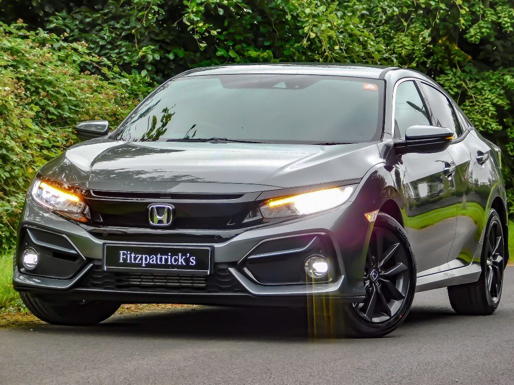 Honda Civic 211 REG - VIDEO TOUR - VTEC Turbo - Smart Plus