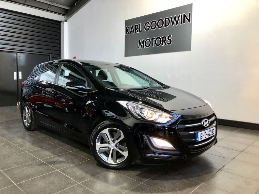 Hyundai i30 1.6 Turbo Diesel  TOURER DELUXE ESTATE