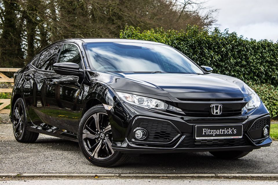 Honda Civic WE CAN OFFER YOU A FREE AUTOMATIC GEARBOX ON THIS VEHICLE  - VIDEO TOUR - 9 Speed DTEC Turbo Hatch