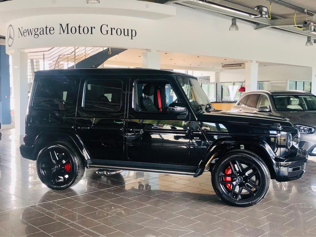 Mercedes-Benz G-Class G63 V8 BITURBO 585 BHP CALL TODAY TO ORDER YOUR NEW G63
