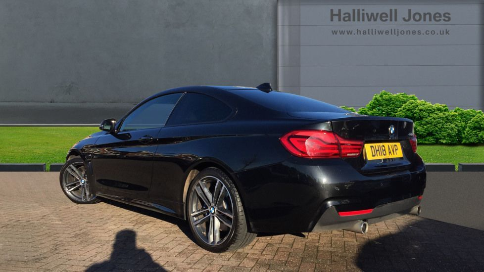 Image 2 - BMW 440i M Sport Coupe (DH18AVP)