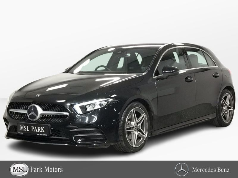 Mercedes-Benz A-Class A180 AMG Automatic - 18 Inch Alloys - Reversing Camera - Climate Control - Satellite Navigation - Cruise Control - Auto Lights & Wipers
