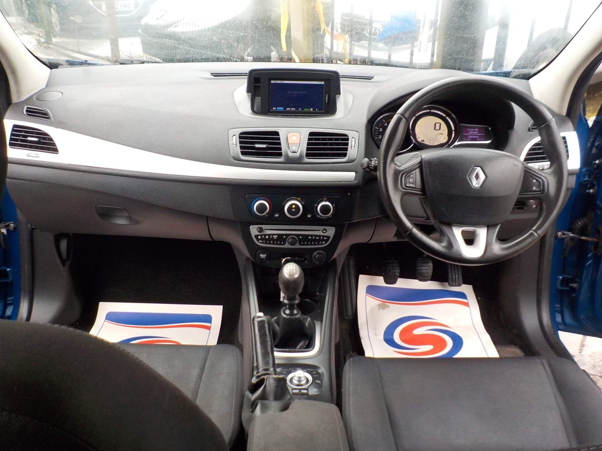 Renault Megane 1.5 dCi Dynamique Tom Tom 5dr (Tom Tom)
