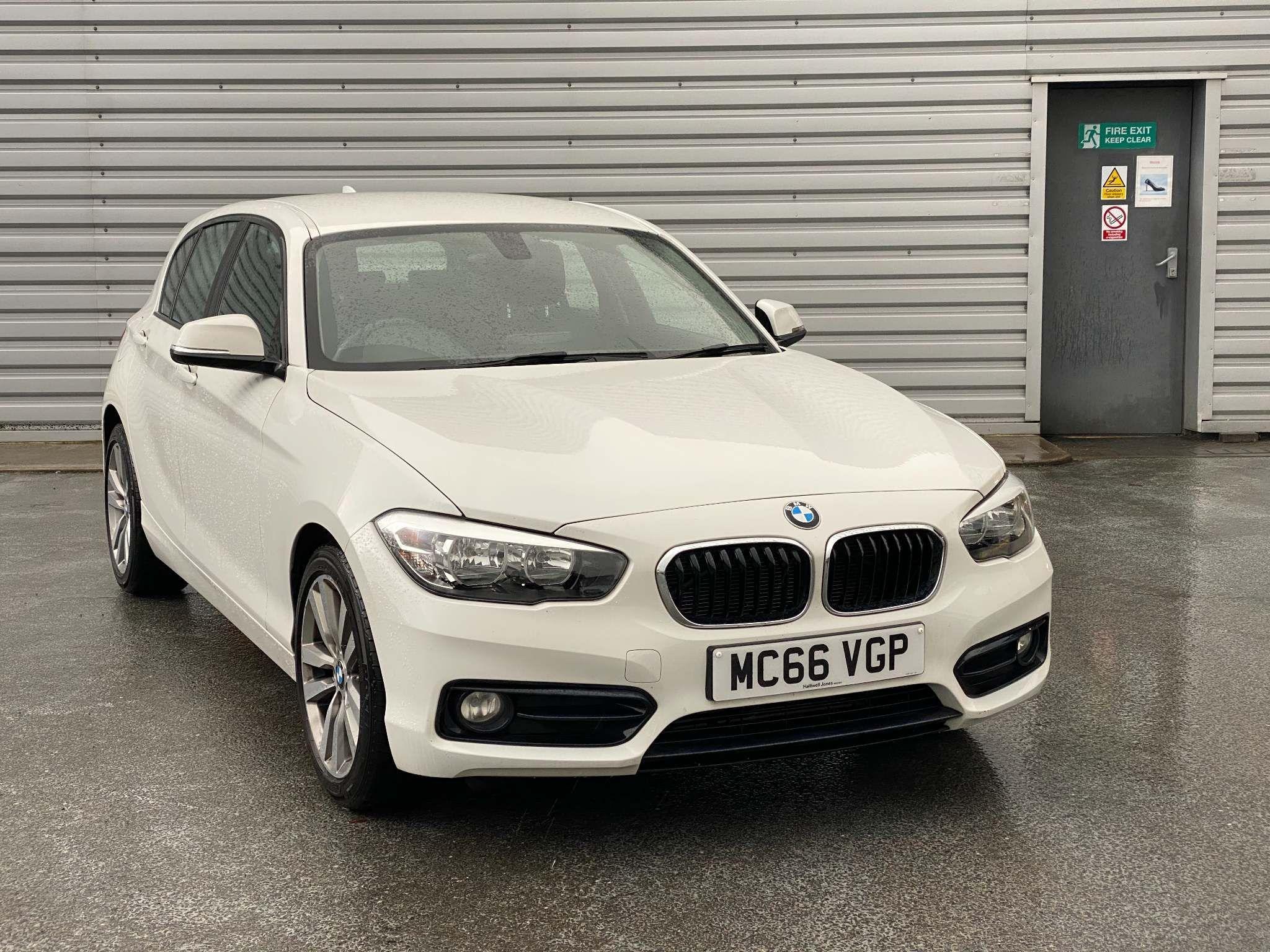 Image 1 - BMW 118i Sport 5-Door (MC66VGP)