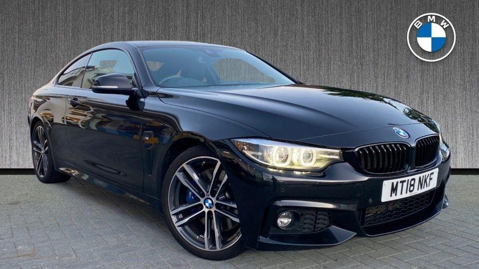 Image 1 - BMW 440i M Sport Coupe (MT18NKF)