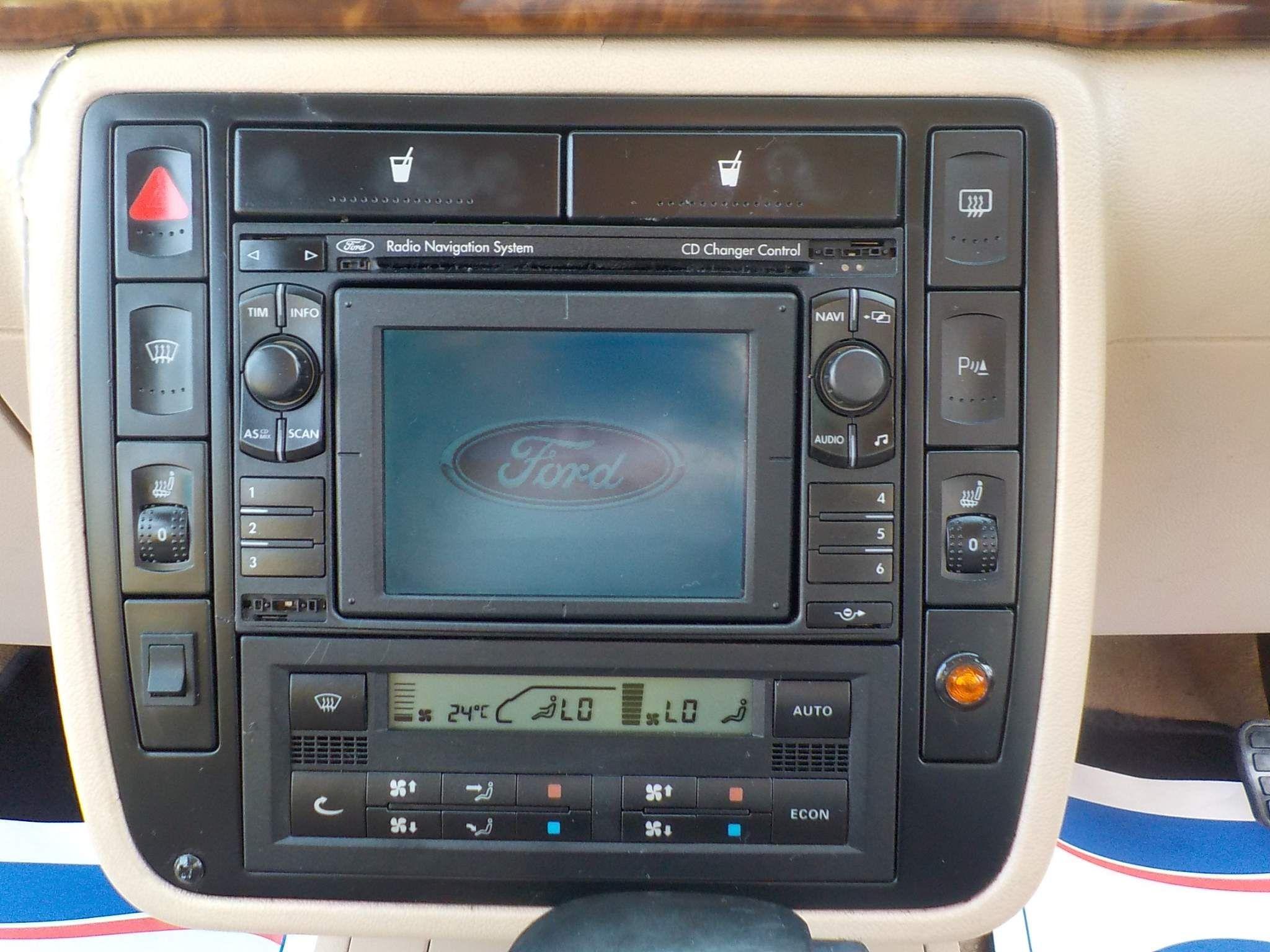 Ford Galaxy 1.9 TDi Ghia 5dr