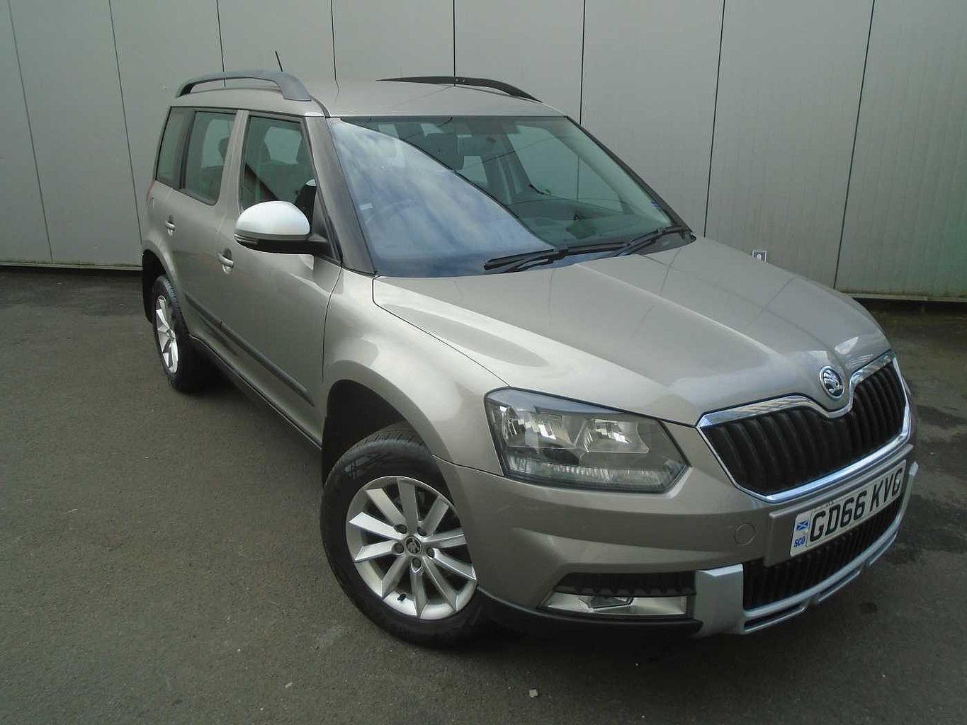 ŠKODA Yeti Outdoor S 1.2 TSI 110 PS 6G Man