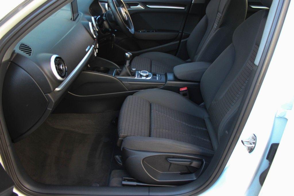Used Audi A3 5DR HATCHBACK SPORT PACK 1.6 TDI SAT NAV  ONE OWNER (2017 (171))
