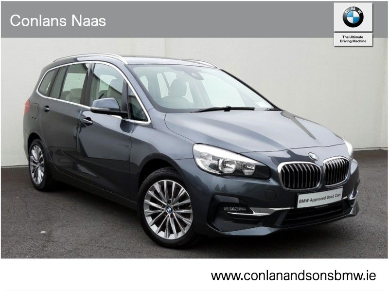 BMW 2 Series 218d Luxury Gran Tourer Auto