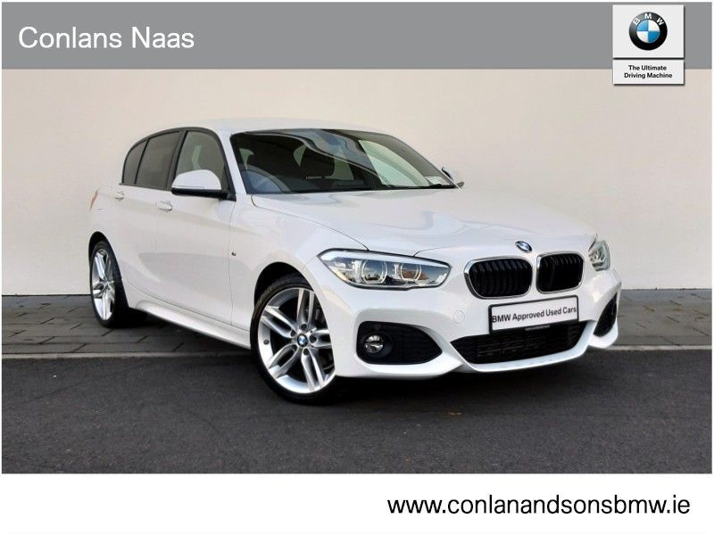 BMW 1 Series 118i M Sport Manual