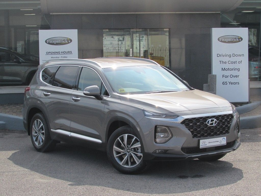 Hyundai Santa Fe 4WD EXECUTIVE PLUS 2.2 DIESEL  WITH UNLIMITED MILEAGE WARRANTY FOR 5 YEARS ANY TRADE IN WELCOME