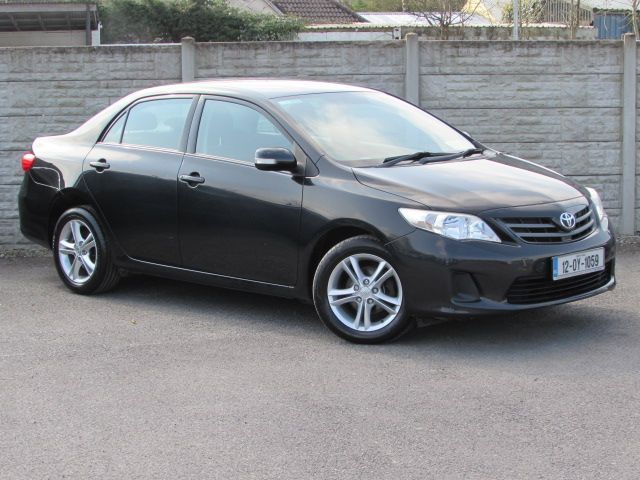 Toyota Corolla SALOON 1.4 DIESEL 96,000 KMS WITH 17 INCH ALLOYS,NCT TESTED WITH WARRANTY ANY TRADE IN WELCOME