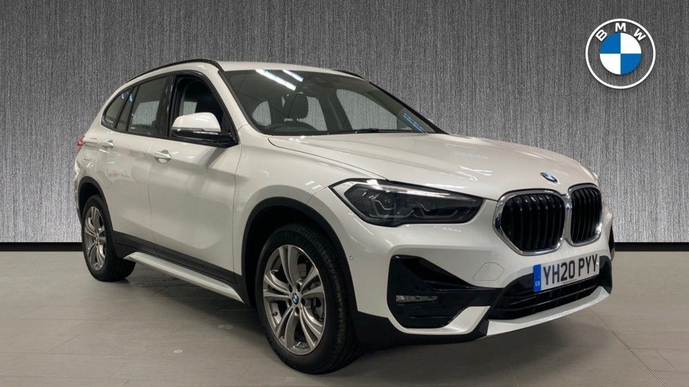 Image 1 - BMW sDrive18i Sport (YH20PYY)