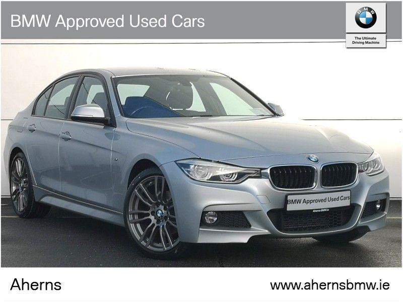 BMW 3 Series 318d M Sport Saloon