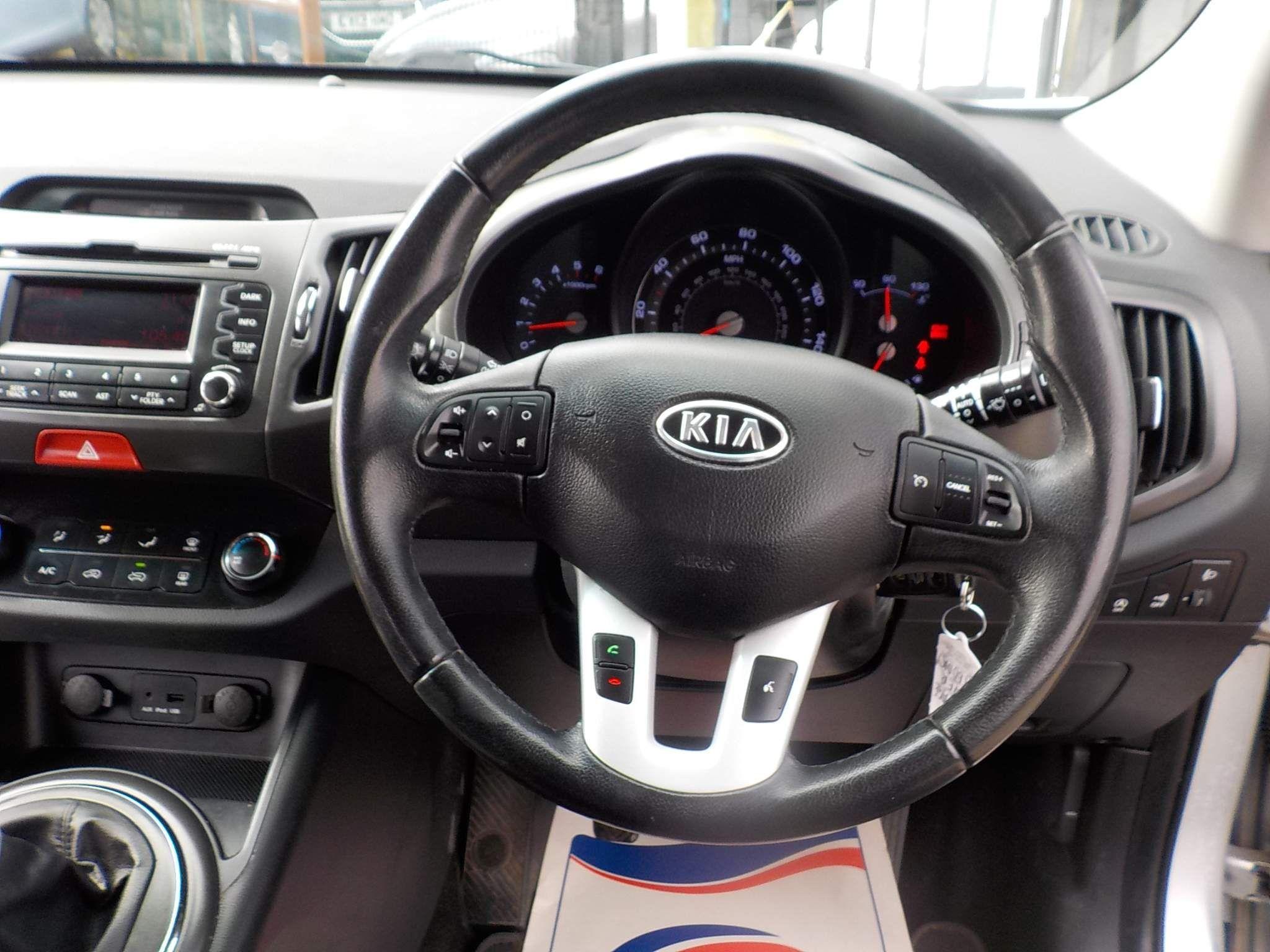 Kia Sportage 1.7 CRDi 1 2WD 5dr