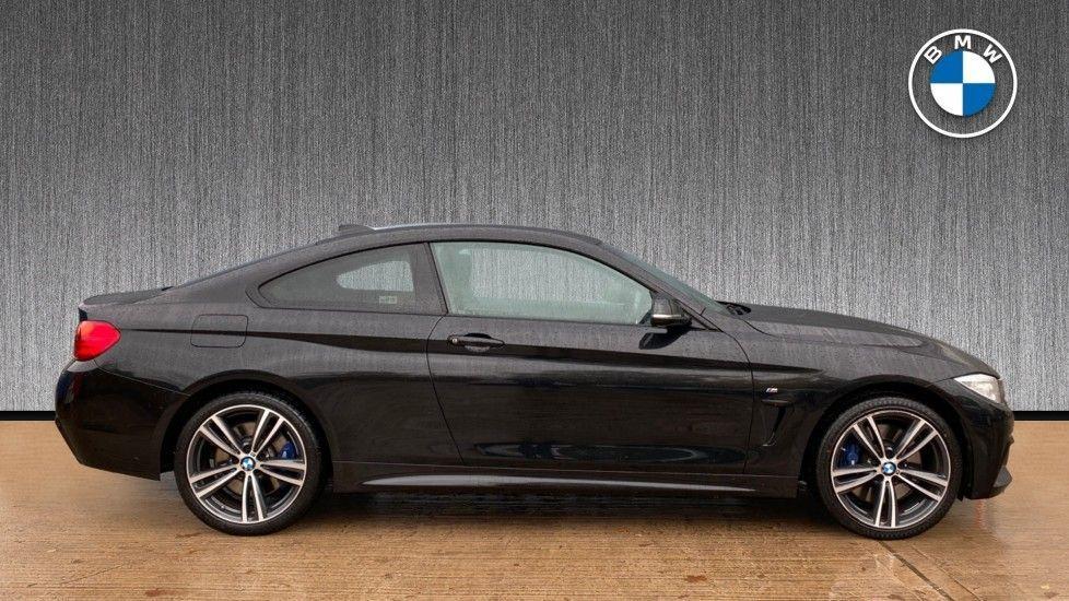Image 3 - BMW 435d xDrive M Sport Coupe (YF17VNS)