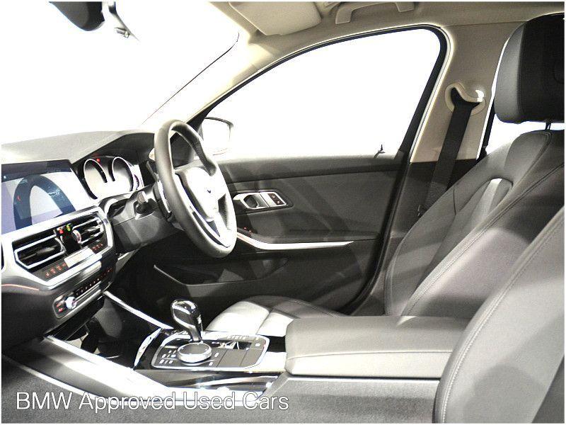 Used BMW 3 Series 318d SE Saloon (2020 (201))