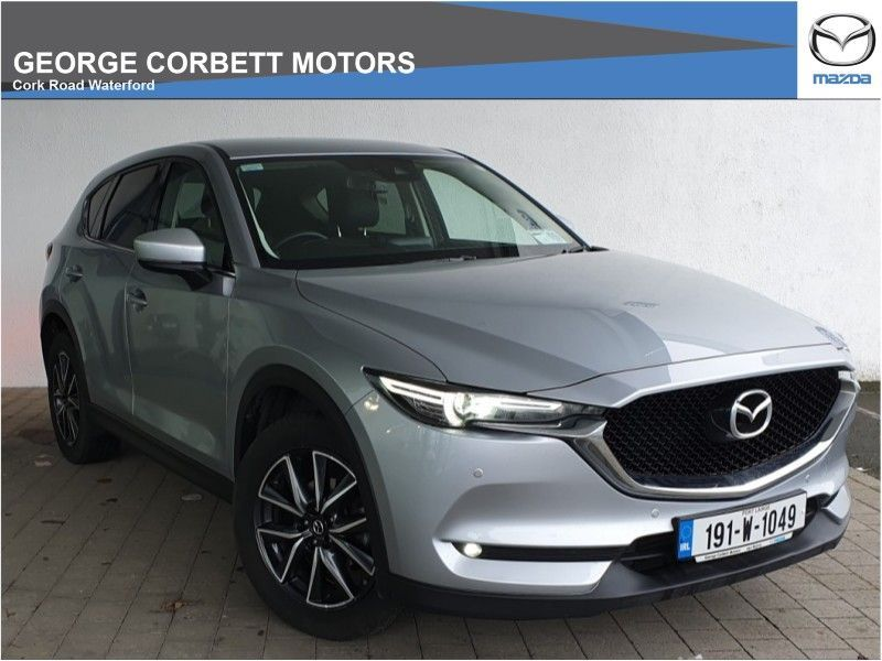 Mazda CX-5 Platinum 2.2D 150PS 2WD (From €109 per week)