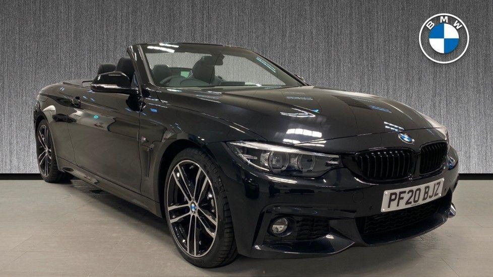 Image 1 - BMW 430d M Sport Convertible (PF20BJZ)
