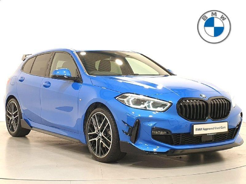 BMW 1 Series F40 118i M Sport Sports Hatch 5-door