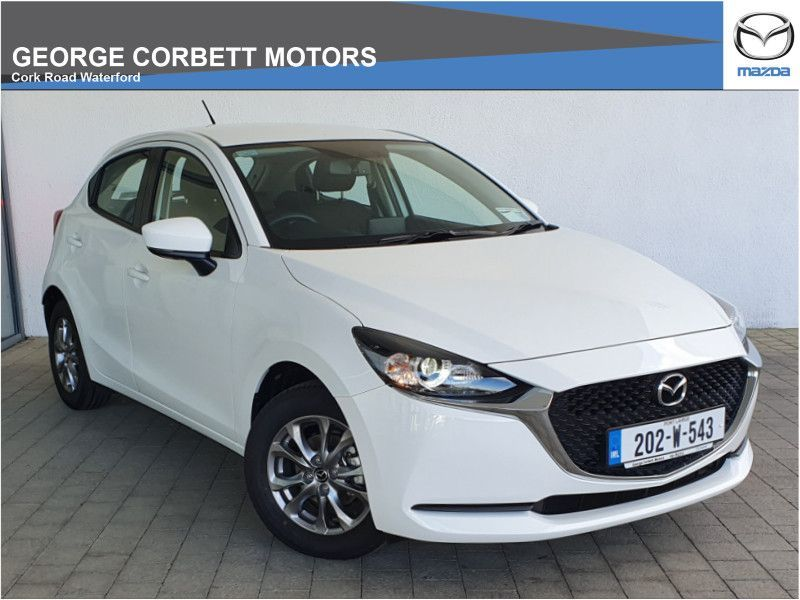 Mazda Mazda2 GS 1.5 M Hybrid 5DR *Connectivity Pack* (From €69 per week)