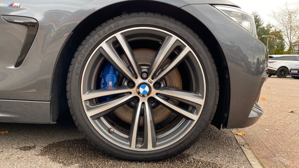 Thumbnail - 14 - BMW 428i M Sport Coupe (GD64USY)